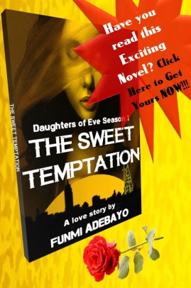 Genre: Fiction The first novel in the Daughters of Eve Fiction Series, this novel, which is plotted around the Church and Office setting, is summarily about how an authentic Christian lady suddenly finds herself entangled in a love triangle. It addressed some vital issues like Intimate Partner Violence and delayed conception. It's pragmatic, entertaining, Intruging and highly educative – a must read for all- especially Ladies, Singles and Married. Download links are OkadaBooks: http://okadabooks.com/book/about/9978 ; Get PDF Version from Payhip: https://payhip.com/b/UIxL