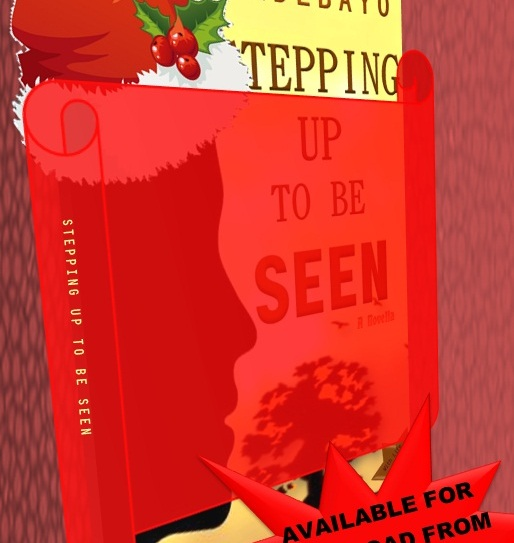 Genre: Fiction/ Inspiration Stepping Up To Be Seen is an innovative blend of Innovation and Fiction specially written for people who feel unlucky, short-changed and cheated by life's circumstances beyond their control. The theme of this novella is that the outcome of a man's life is a function of his Decisions NOT Circumstances. This book also contains one-page Life Application Sections for self-help after each chapter. The Novella will be available for download from 4pm December 14, 2015 (Download links will be published).