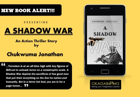 A Shadow War Cover - Now Available FLIER2